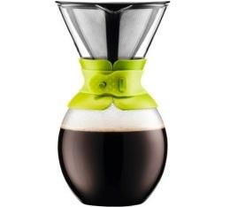 Cafetière filtre Bodum Pour Over verte citron 12 tasses