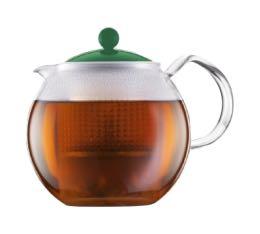 Théière Bodum Assam Color verte - 1 litre