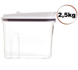 Boite Pop de conservation 2,5kg - Oxo