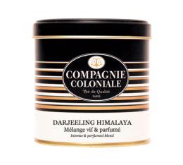 Boite Compagnie Coloniale Thé noir Darjeeling Himalaya - 100 gr