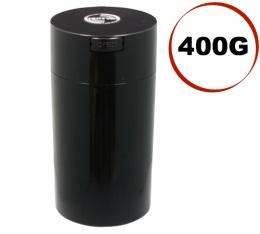Boite conservatrice avec vide d'air Tightvac - 400gr/1.3L noire