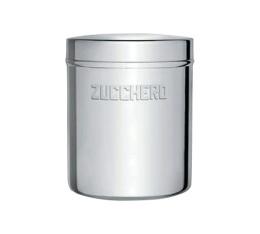 Boite à sucre en acier inoxydable Alessi - 65cl / 170gr