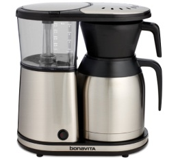 Cafeti�re filtre 8 tasses Bonavita