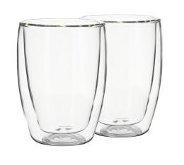 2 verres double paroi 27cl Thermic Glass Accademia - Luigi Bormioli