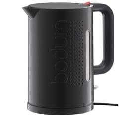 Bouilloire électrique Bodum Bistro noire 1,5L