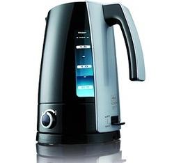 Bouilloire électrique Melitta Look AquaVario® noire 1,7L