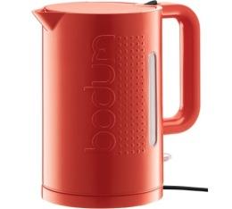 Bouilloire �lectrique Bodum Bistro rouge 1,5L
