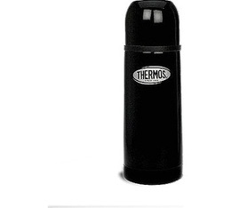 Bouteille Thermos isotherme noir brillant  - Thermos - 1L