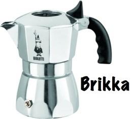 Cafeti�re italienne Bialetti Brikka Elite - 2 tasses