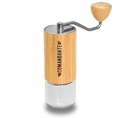 Moulin à café El Comandante C40 Nitro Blade Bambou