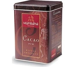 Cacao 100 % Cacao - Monbana - 200 g