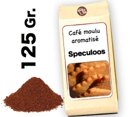 Caf� moulu aromatis� Speculoos - 125g