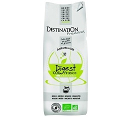 Café moulu filtre Bio Digest 100% Arabica Destination x 250 g
