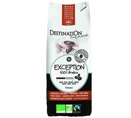 Café en grains Bio Exception n°16 100% Arabica Destination x 250 g