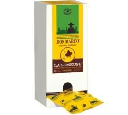 Caf� Expresso en dosette ESE : La Semeuse - Don Marco - Boite de 20