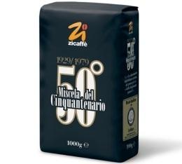 Café en grains Cinquantenario Zicaffè 1kg