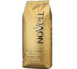 Caf� en grains Novell Gourmet Mocca - 100% Arabica - 1kg
