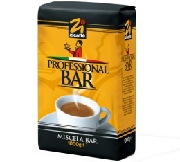 Caf� en grains Professional Bar Zicaff� 1kg