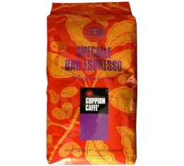 Café en grains Speciale Bar Espresso - Arabica/Robusta - 1kg - Goppion Caffe