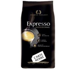 Caf� en Grains Carte Noire Expresso Professionnel - 1 Kg