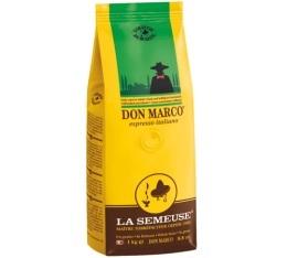 Café en Grains La Semeuse : Don Marco - 1kg