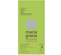 Café en grains bio MariaGrazia Linea Verde - 1 kg