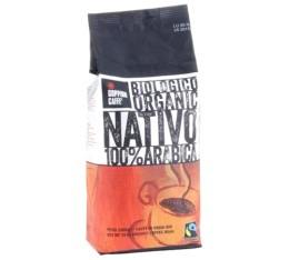 Caf� en grains bio Nativo 100% Arabica - 1kg - Goppion Caffe