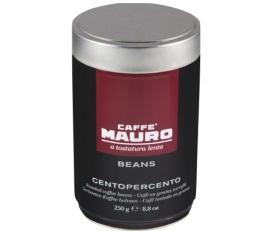 Caf� en grains 100% ARABICA Centopercento - 250gr - Caffe Mauro