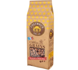 Café en grains : Columbus - 250g - Columbus Café & Co