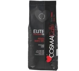 Caf� en grains Elite noir Sp�cial Bar - 1 kg - Cosmai Caff�