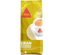 Caf� en grain gran expresso Delta 1kg
