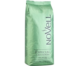 Café en grains Novell Especial Cafeterias 100% Natural - Arabica/Robusta - 1kg