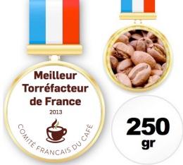 Café du champion de France Torréfacteur 2013 - 250g - Sébastien Lerat