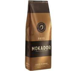 Café en grains Brio Arabica/Robusta - 1 Kg - Mokador Castellari
