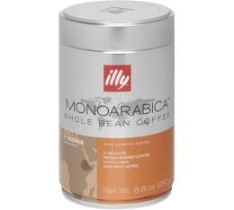 Café en grains Illy Monoarabica Ethiopie - 250 gr