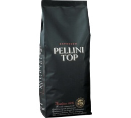 Café en grains Pellini Top 100 % Arabica - 1 kg