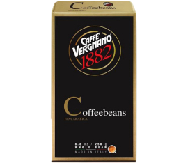 Caf� en grains Vergnano 100% arabica 250gr