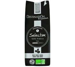 Caf� grain Bio S�lection 100% Arabica Destination x 250gr