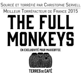 Café du champion de France Torréfacteur 2015 (Exclu MaxiCoffee) - 250 gr - Terres de Café