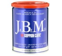 Café moulu JBM 100% Arabica - 250g - Goppion Caffe