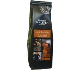 Caf� moulu aromatis� Caramel - Maison Taillefer - 125g