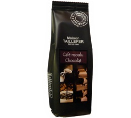 Caf� moulu aromatis� Chocolat - Maison Taillefer - 125g