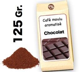 Caf� moulu aromatis�   Chocolat - 125g