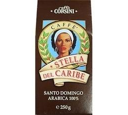 Caf� moulu Corsini Stella Del Caribe 'Santo Domingo' 250g