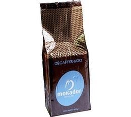 Café moulu décaféiné - 1 kg - Mokador Castellari