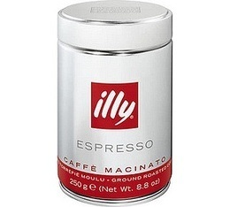 Caf� moulu    Illy espresso normal  - 250g