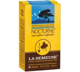 Caf� moulu La Semeuse : Nocturne - 250g