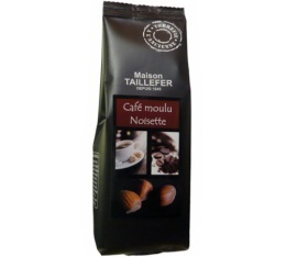 Caf� moulu aromatis� Noisette - Maison Taillefer - 125g