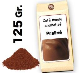 Café moulu aromatisé Praliné - 125g