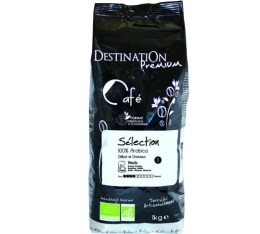 Caf� moulu Bio S�lection 100% Arabicas x 1 kg